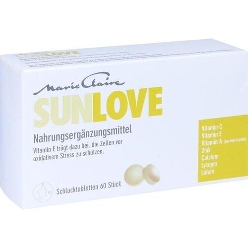 Marie Claire Sunlove, 60 ST, Dr.B.Scheffler Nachf. GmbH & Co. KG
