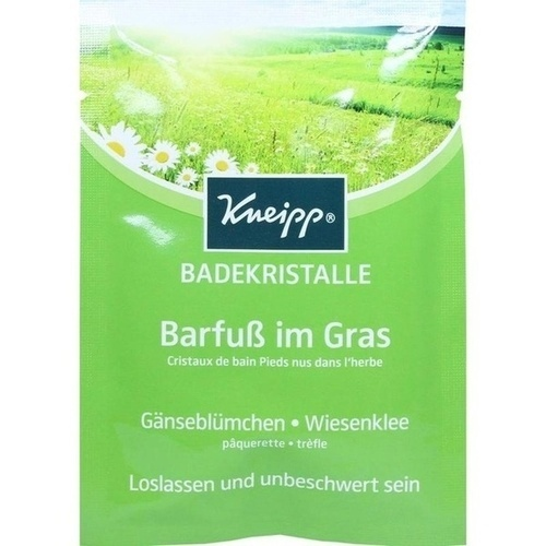 Kneipp Badekristalle Barfuß im Gras, 60 G, Kneipp GmbH