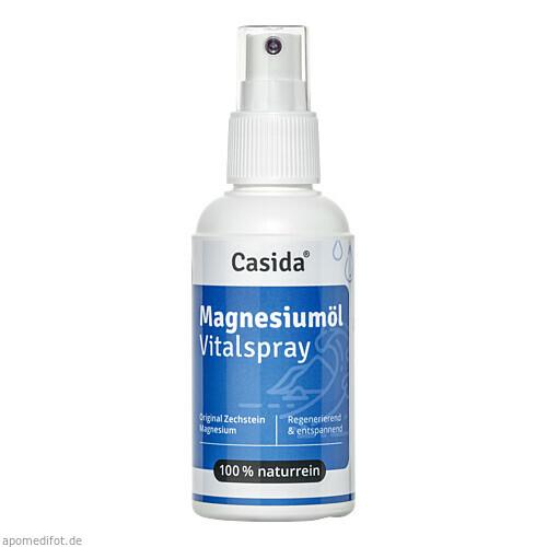 Magnesiumöl Vitalspray, 100 ML, Casida GmbH & Co. KG