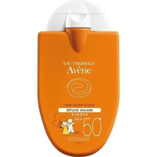 AVENE Kinder Reflexe Solaire SPF50+ Sonnenmilch, 30 ML, PIERRE FABRE DERMO KOSMETIK GmbH GB - Avene
