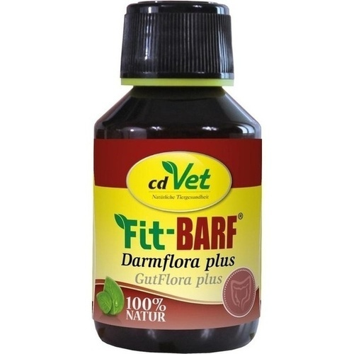 Fit-BARF DarmFlora plus vet., 100 ML, cd Vet Naturprodukte GmbH