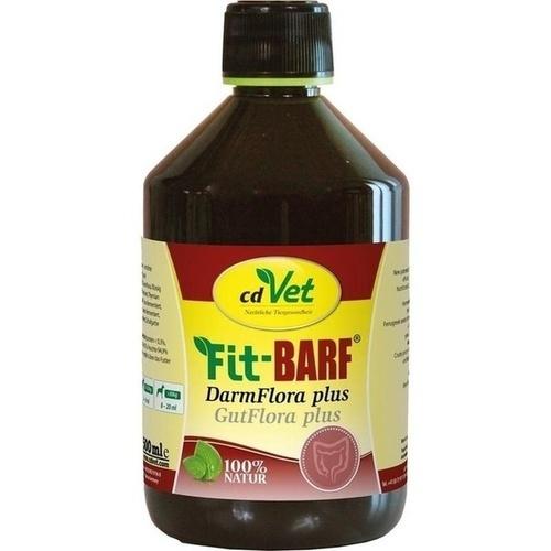 Fit-BARF DarmFlora plus vet., 500 ML, cdVet Naturprodukte GmbH