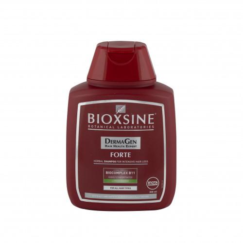 BIOXSINE DG FORTE Shampoo Haarausfall, 300 ML, Biota Laboratories GmbH