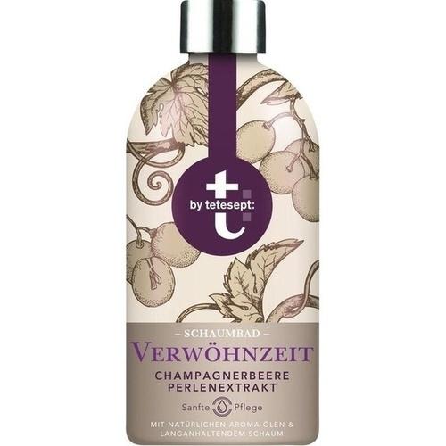 T BY tetesept Schaumbad Verwöhnzeit, 420 ML, Merz Consumer Care GmbH