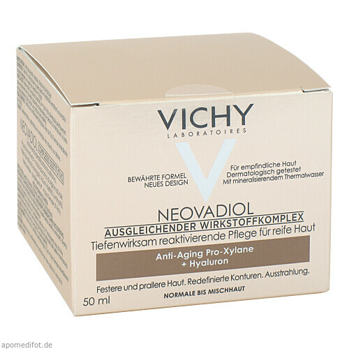 VICHY Neovadiol Normale Haut, 50 ML, L'Oréal Deutschland GmbH