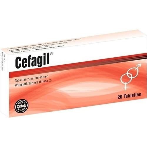 Cefagil, 20 ST, Cefak KG