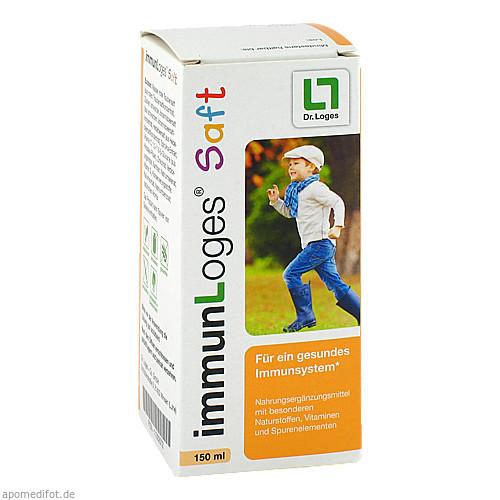 immun Loges Saft, 150 ML, Dr. Loges + Co. GmbH
