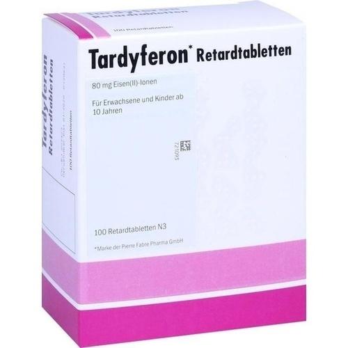 Tardyferon Retardtabletten, 100 ST, Emra-Med Arzneimittel GmbH