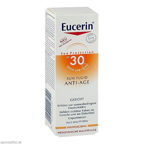 EUCERIN Sun Fluid Anti-Age LSF 30, 50 ML, Beiersdorf AG Eucerin