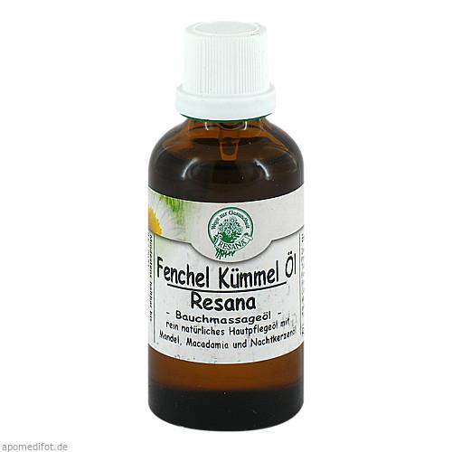 Fenchel Kümmel Öl Resana, 50 ML, Resana GmbH