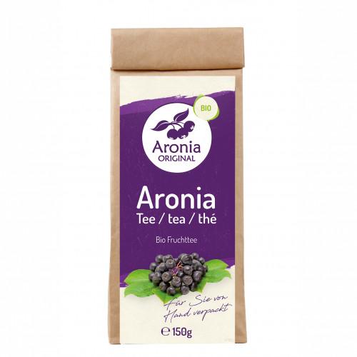 Bio Aronia Tee, 150 G, Aronia Original Naturprodukte GmbH