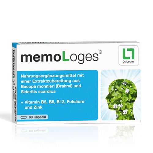 memoLoges, 60 ST, Dr. Loges + Co. GmbH