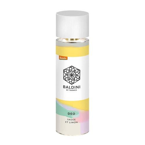 Baldini Deo Sauge et Limon, 70 ML, Taoasis GmbH Natur Duft Manufaktur