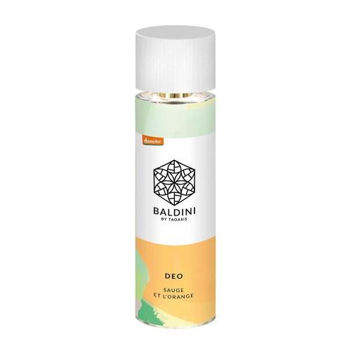 Baldini Deo Sauge et L'Orange, 70 ML, Taoasis GmbH Natur Duft Manufaktur
