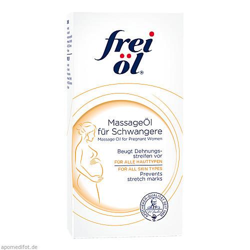 frei öl MassageÖl für Schwangere, 125 ML, Apotheker Walter Bouhon GmbH