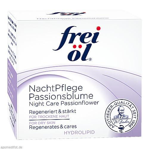 frei öl Hydrolipid NachtPflege Passionsblume, 50 ML, Apotheker Walter Bouhon GmbH