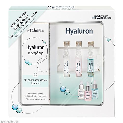 Hyaluron SetTagespflege 50ml + Wirkkonzentrate, 50 ML, Dr. Theiss Naturwaren GmbH