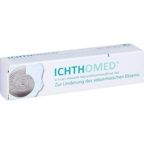 Ichthomed, 20 G, Ichthyol-Gesellschaft Cordes Hermani & Co. (Gmbh & Co.) KG
