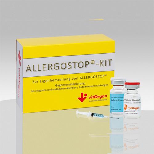 Allergostop-Kit, 1 ST, Vitorgan Arzneimittel GmbH