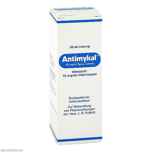 Antimykal 10 mg/ml Spray, 30 ML, Robugen GmbH Pharmazeutische Fabrik