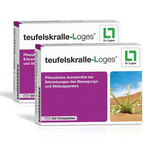 teufelskralle-Loges, 200 ST, Dr. Loges + Co. GmbH