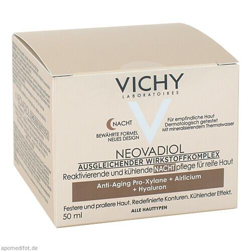 VICHY Neovadiol Nacht, 50 ML, L'Oréal Deutschland GmbH