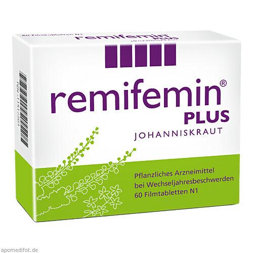 Remifemin plus Johanniskraut, 60 ST, Schaper & Brümmer GmbH & Co. KG