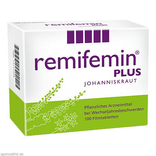 Remifemin plus Johanniskraut, 100 ST, Schaper & Brümmer GmbH & Co. KG