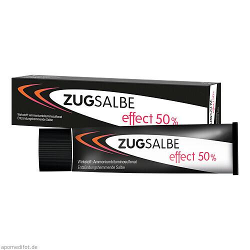 Zugsalbe effect 50 %, 40 G, Infectopharm Arzn.U.Consilium GmbH