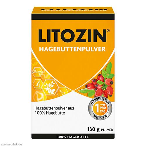 Litozin Hagebuttenpulver, 130 G, Queisser Pharma GmbH & Co. KG