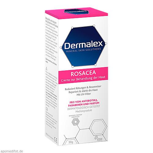 DERMALEX Rosacea, 30 G, Omega Pharma Deutschland GmbH