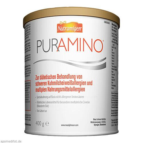 Nutramigen PURAMINO, 1X400 G, Infectopharm Arzn.U.Consilium GmbH