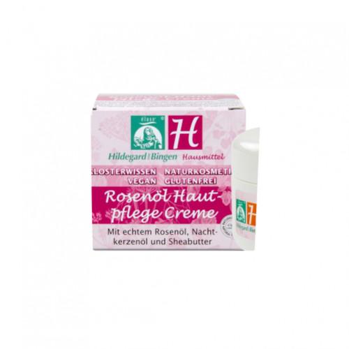 Rosenöl Hautpflege Creme Hildegard von Bingen, 100 ML, elass Cosmetics GmbH