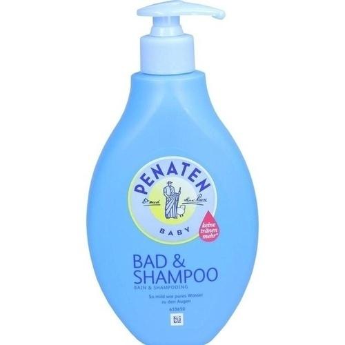Penaten Bad & Shampoo, 400 ML, Johnson & Johnson GmbH