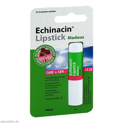 Echinacin Lipstick Madaus Care+Sun, 4.8 G, Meda Pharma GmbH & Co. KG