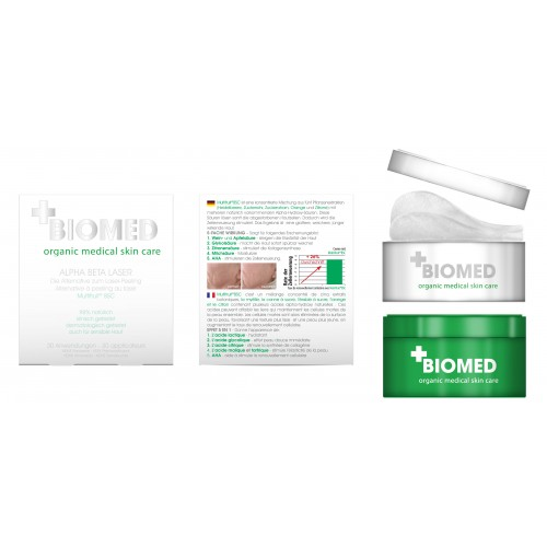 BIOMED ALPHA BETA LASER PEELING, 30 ML, Herba Anima GmbH