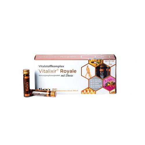 Vitalixir Royale, 30X10 ML, Lipp's e.K. Inh. Sven Lipp