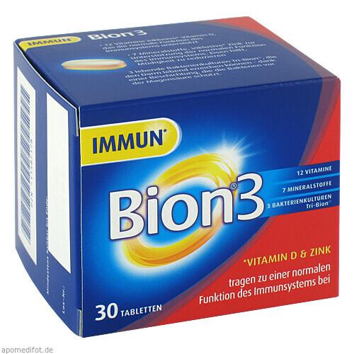 Bion 3, 30 ST, WICK Pharma - Zweigniederlassung der Procter & Gamble GmbH
