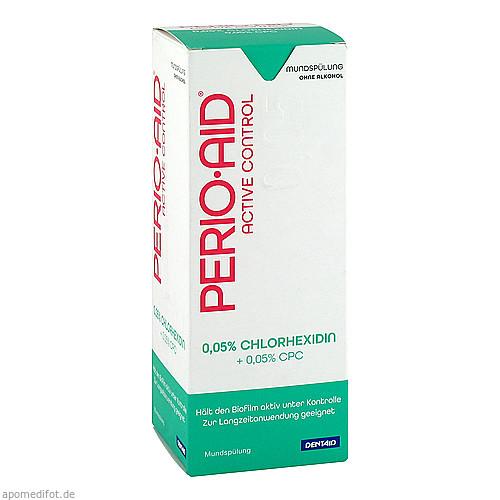 PERIO.AID Active Control, 500 ML, DENTAID GmbH