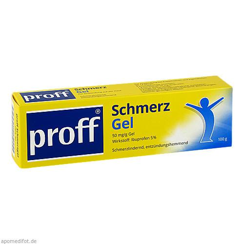 proff Schmerzgel, 100 G, Dr. Theiss Naturwaren GmbH