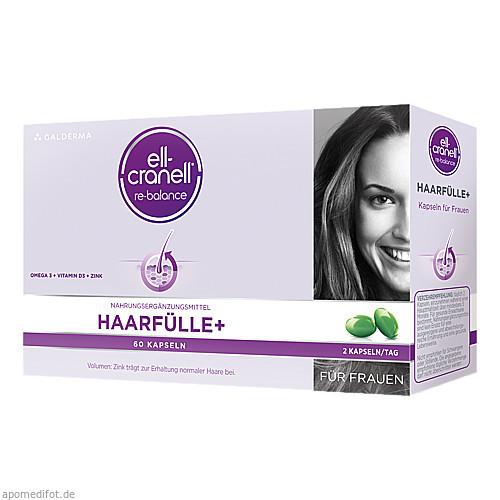 Ell-Cranell Haarfülle+ für Frauen, 60 ST, Galderma Laboratorium GmbH