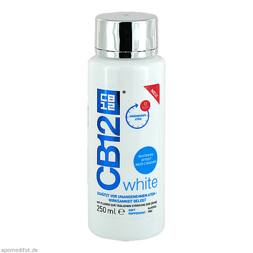 CB12 White, 250 ML, Meda Pharma GmbH & Co. KG
