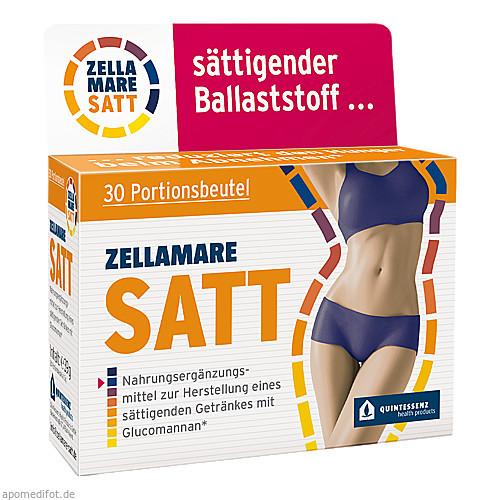 Zellamare Satt, 30 ST, Quintessenz health products GmbH