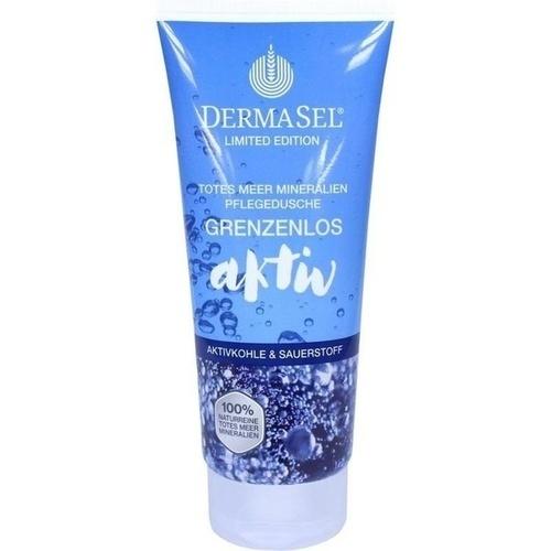 DermaSel Dusche GRENZENLOS Limited Edition, 200 ML, Fette Pharma AG
