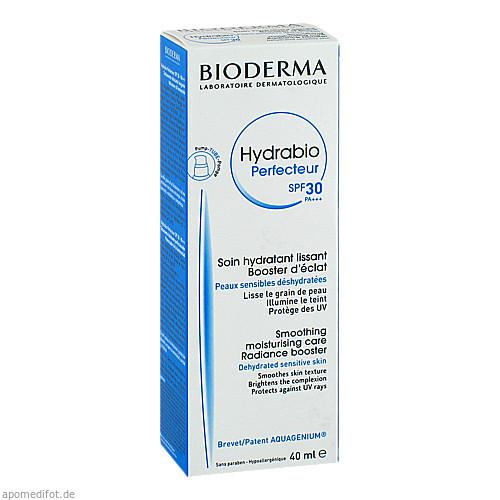 BIODERMA HYDRABIO PERFECTEUR SPF30, 40 ML, NAOS Deutschland GmbH