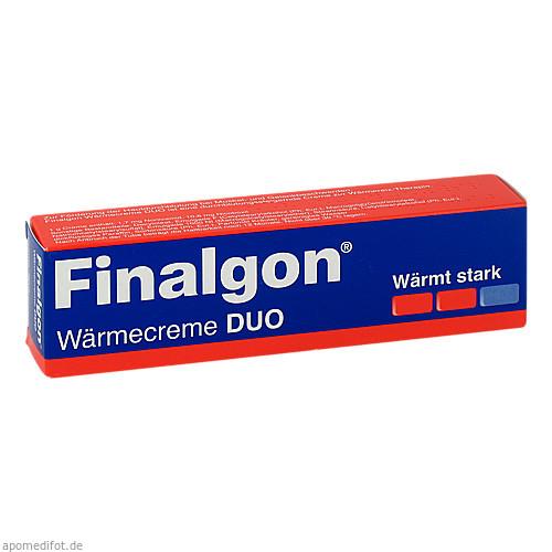 FINALGON WAERMECREME DUO, 50 G, Sanofi-Aventis Deutschland GmbH