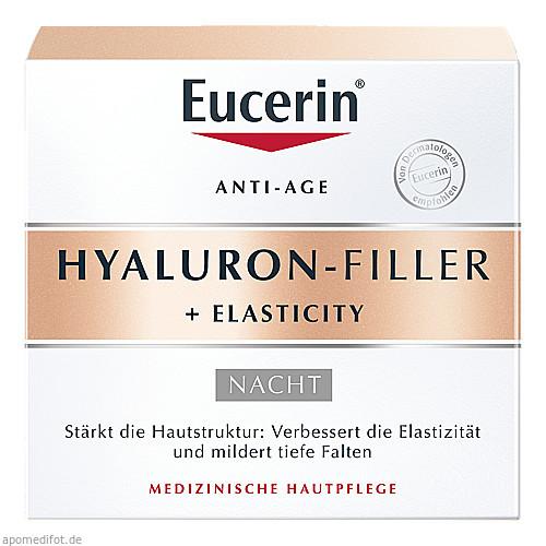 EUCERIN Anti-Age Elasticity+Filler Nacht, 50 ML, Beiersdorf AG Eucerin