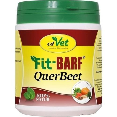 Fit-BARF QuerBeet vet., 320 G, cdVet Naturprodukte GmbH