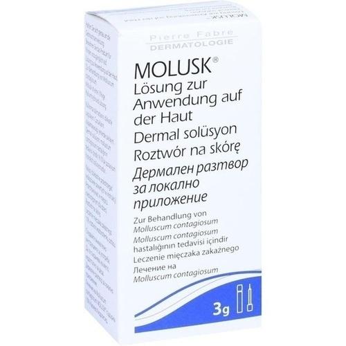 MOLUSK Lösung zur Anwendung auf der Haut, 3 G, Pierre Fabre Pharma GmbH