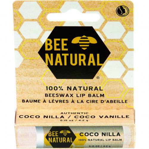 Bee Natural Lippenpflege-Stift Coco Nilla, 4.2 G, Werner Schmidt Pharma GmbH